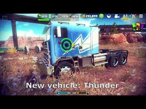 Off The Road - OTR Open World Driving upcoming Late November update