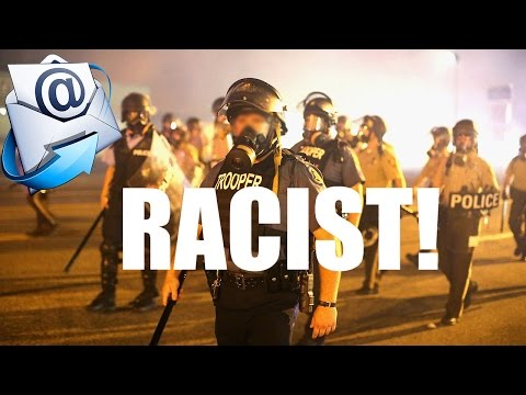 Investigation Unearths Racist Emails Within Ferguson Police Dept