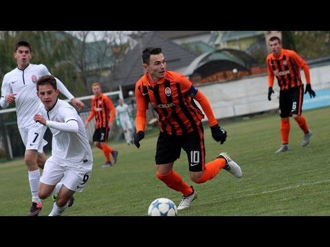 Shakhtar U19 1-1 Zorya U19. Highlights