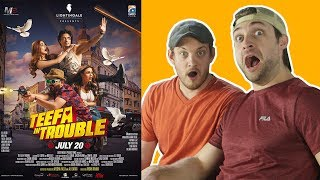 Teefa In Trouble - Official Trailer Reaction