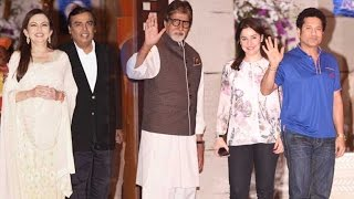 Ambani Party FULL VIDEO With Amitabh And Sachin To Celebrate Mumbai Indians Win