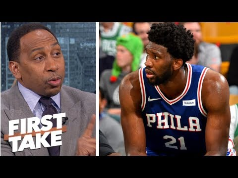 'The 76ers are a disappointment' - Stephen A. Smith | First Take