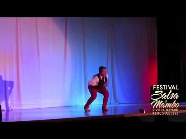 Adrian Arellano - Riviera Nayarit Salsa & Mambo Festival 2013