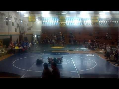 Sophomore Devaughn Scott East Detroit High School Wrestler 189LBS