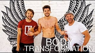 BODY TRANSFORMATION WITH THE LEAN MACHINES | EPISODE FIVE