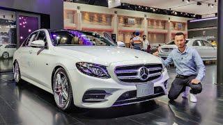 """Chi tiết Mercedes E350e AMG phiên bản """"Chọc que vào mông mới thích""""   XEHAY"""