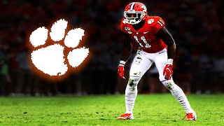 Best Linebacker in College Football -  Isaiah Simmons ᴴᴰ