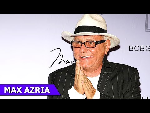 Max Azria | Tunisian Fashion Designer | Fashion Memior | Fashion Funky