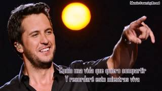 Watch Luke Bryan My First Love Song video