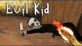 Evil Nun Ka Bhootiya Bacha - EVIL KID [ New Update ] Full Gameplay   Horror Android Game