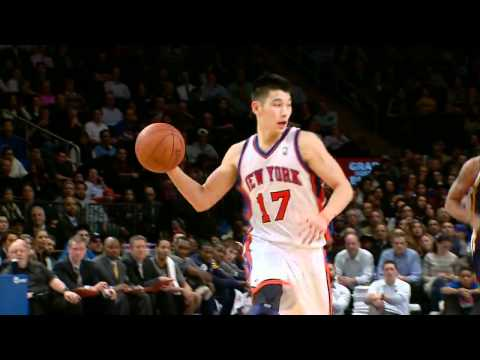Jeremy Lin IMPOSSIBLE SHOT + Foul //HD New York Knicks vs Jazz //Trick Shot