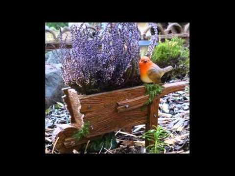 Самые красивые поделки из дерева для сада и дачи