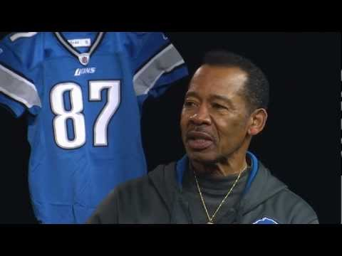 Fans want the Detroit Lions to draft a shut-down corner ... so does Charlie Sanders