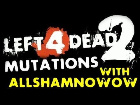 Left 4 Dead 2: Flu Season Pt. 5 w/ CaptainSparklez