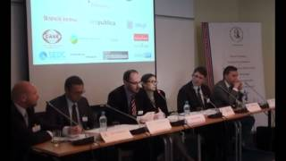 "Konferencja ""Shale Gas Poland 2012: The Energy Independence Conference"" 9 maja 2012 cz. 2/4"