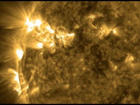 Magnetic Storm Watch, Coming Events   S0 News April 15, 2015