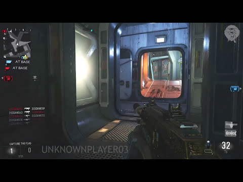 COD Advanced Warfare: MULTIPLAYER Gameplay - Capture The Flag On Ascend w/ Bal 27 (Call of Duty AW)