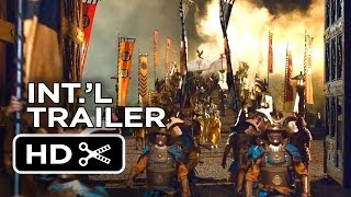 47 Ronin - 47 Ronin Official Int.'l Trailer - Legend (2013) Keanu Reeves Movie HD