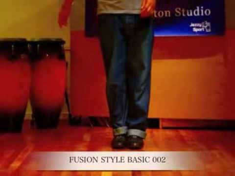 Step Basic- Fusion Bebop Dance Step@Brighton Beach Studio Japan