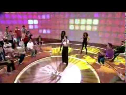 Anitta no Programa Encontro - Show das Poderosas 2503