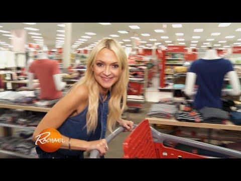 How to Shop Like a Fashion Editor On a Budget | Rachael Ray Show