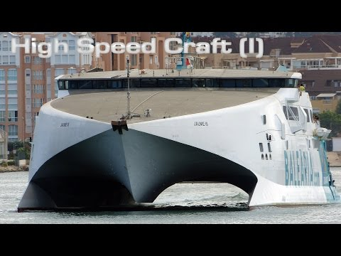 High Speed Craft to Ibiza