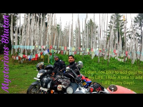 MYSTERIOUS BHUTAN-EP 4 CHELELA PASS//THE HA VALLEY-PARO TO HA