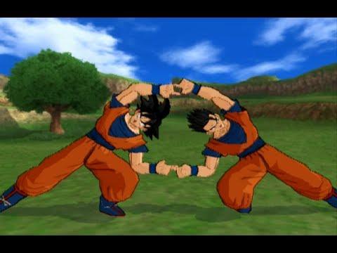 Ultimate Gohan And Goku Fusion Dragon Ball Z Budokai