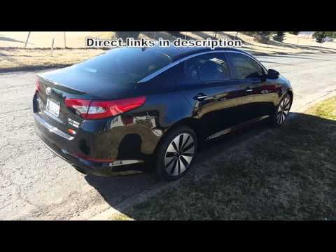 Uber Man - 14 Month Review 2013 Kia Optima SX Ridesharing 40K Miles