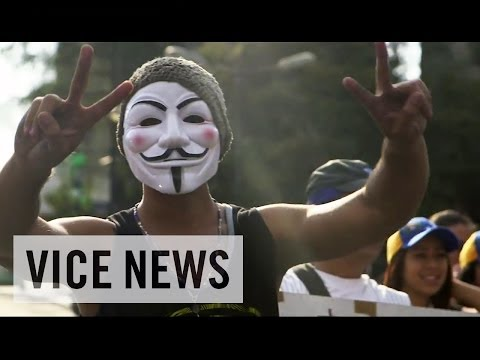 Behind the Protests in Caracas: Venezuela Rising
