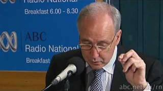 (Pt I) Interview with Paul Keating - March 2010 (ABC Radio National)