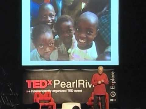TEDxPearlRiver - Nand Wadhwani - Health Phone: The First Mile Now Reachable