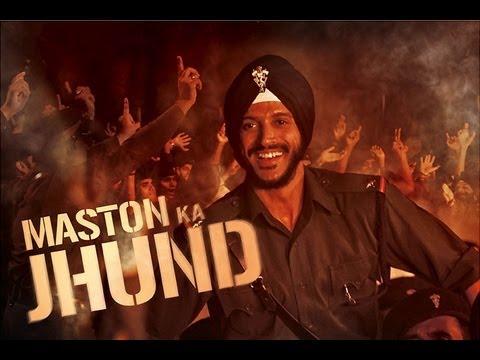 Bhaag Milkha Bhaag – Maston Ka Jhund New Song Official Video feat Farhan Akhtar