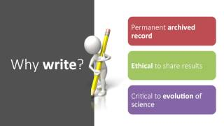 eLearning Course in Scientific Writing & Reference Management (eSWaRM) Teaser-1