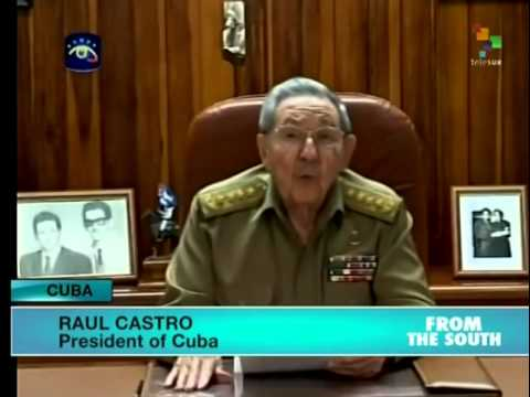 Raul Castro addresses nation on changes in relations with US