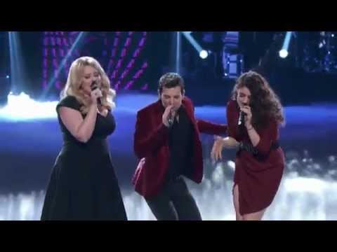 Bittersweet Symphony (the Voice) - Katrina Parker, Chris Mann And Lindsey Pavao video