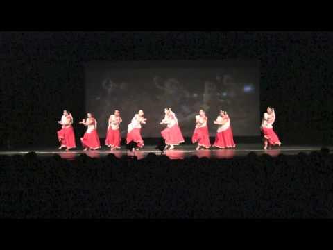 Dola Re Dola Bollywood Dance - Hema Malini Durga Kansas City...