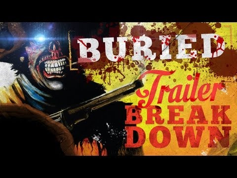 """BURIED"" Zombies Gameplay - NEW Character, Perk, and Ray Gun Mark 2 - Vengeance Trailer Breakdown"