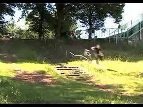 Federal's team trip to Cologne, Germany circa 2007. Featuring Dan Lacey, Dan Cox, Jared Washington, Max Vincent, Derek Strickland, Davey Watson, Mark Love an...