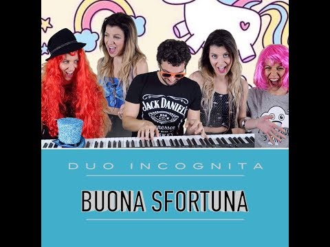 Buona Sfortuna - Lo Stato Sociale  - Duo incognita - Swing version