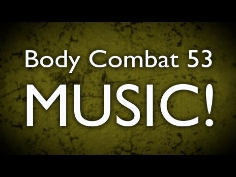 Body Combat 53 Music on YouTube