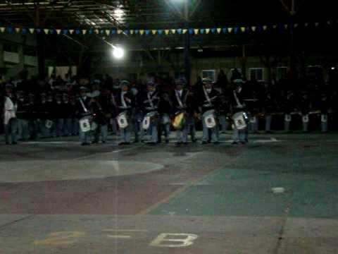 Banda de guerra colegio Don Bosco Cochabamba - Bolivia