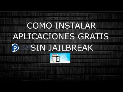 como instalar aplicaciones gratis sin jailbreak (pp25) y solución de ID de apple