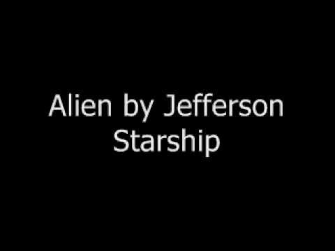 Jefferson Starship - Alien