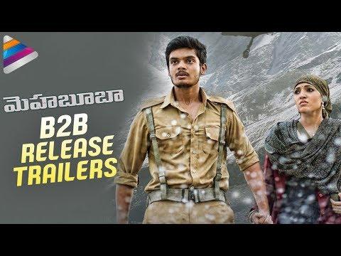 Mehbooba Movie B2B Release Trailers | Akash Puri | Neha Shetty | Puri Jagannadh | Telugu FilmNagar