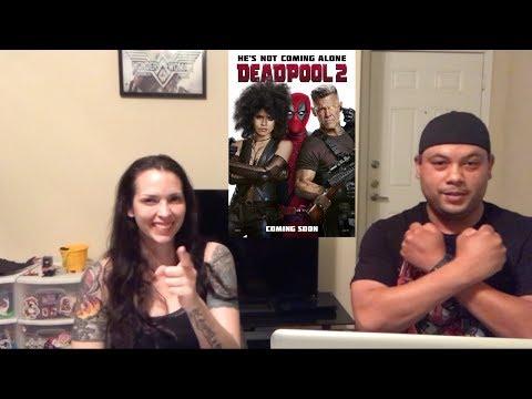 DEADPOOL 2 Movie Clip - FireFist VS X Men Fight Scene - Reaction!!