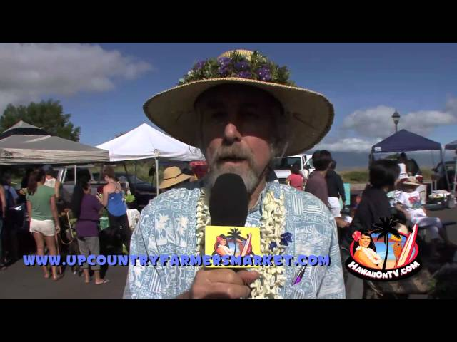 Maui UpCountry Farmers Market - 4th Anniversary