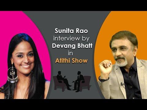 Sunita Rao Interview
