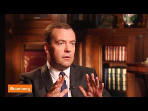 Dmitry Medvedev: Russia Wants to Supply Gas to Asia