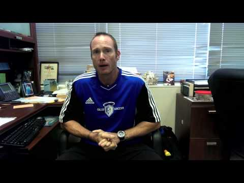 OLLU Women's Soccer 2013 Season Preview with Coach Shane Hurley